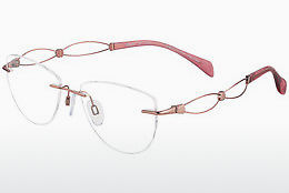 Lunettes design LineArt XL2105 RG - Or