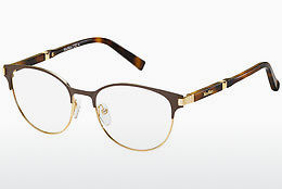 Eyewear Max Mara MM 1254 D18 - Brown, Gold, Havanna