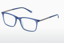 Eyewear Police VPL133 0AGQ - Blue, Transparent