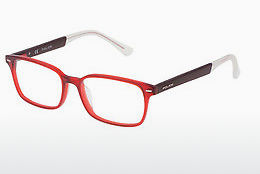 Eyewear Police VPL193 AGNM - Red, Transparent