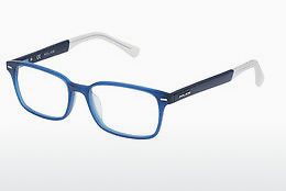 Eyewear Police VPL193 T31M - Blue, Transparent
