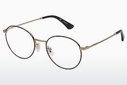 Eyewear Police VPL665 02A8 - Gold, Grey