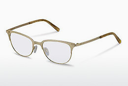 Lunettes design Rocco by Rodenstock RR204 C - Or, Brunes