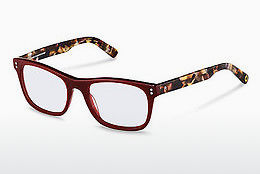 Lunettes design Rocco by Rodenstock RR420 S - Rouges, Brunes, Havanna
