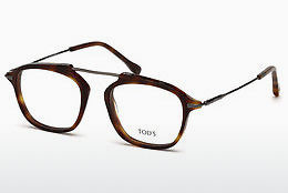 Lunettes design Tod's TO5182 053 - Havanna, Yellow, Blond, Brown