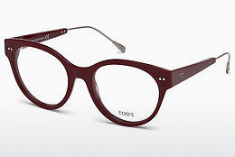 Eyewear Tod's TO5197 069 - Burgundy, Bordeaux, Shiny