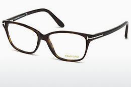 Eyewear Tom Ford FT5293 052 - Brown, Dark, Havana