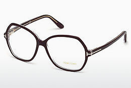 Lunettes design Tom Ford FT5300 071 - Bourgogne, Bordeaux