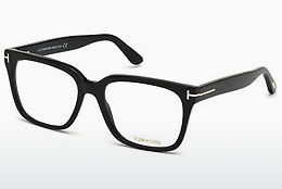 Eyewear Tom Ford FT5477 001 - Black, Shiny