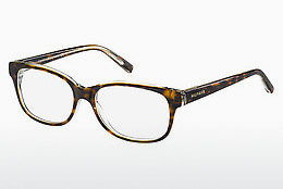 Lunettes design Tommy Hilfiger TH 1017 1IL - Brunes, Havanna
