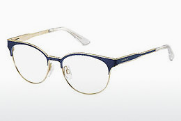 Lunettes design Tommy Hilfiger TH 1359 K20 - Or, Bleues