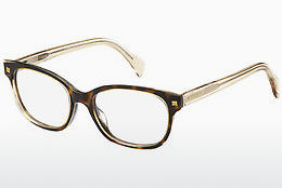 Eyewear Tommy Hilfiger TH 1439 KY1 - Yellow, Brown, Havanna, White