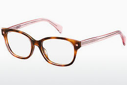 Lunettes design Tommy Hilfiger TH 1439 LQ8 - Rose, Brunes, Havanna