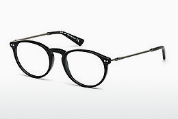 Eyewear Web Eyewear WE5176 001 - Black, Shiny