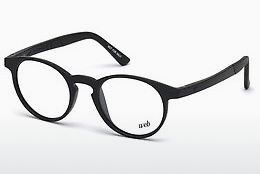 Eyewear Web Eyewear WE5186 001 - Black, Shiny