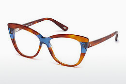 Lunettes design Web Eyewear WE5197 053 - Havanna, Yellow, Blond, Brown