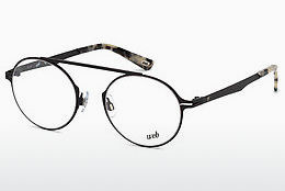 Eyewear Web Eyewear WE5220 002 - Black, Matt