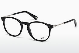 Eyewear Web Eyewear WE5221 001 - Black, Shiny