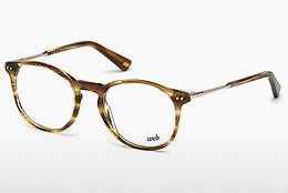 Eyewear Web Eyewear WE5221 048 - Brown, Dark, Shiny