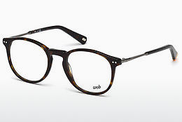 Eyewear Web Eyewear WE5221 052 - Brown, Dark, Havana