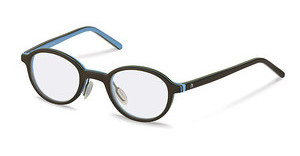 Rodenstock R5299 D olive, light blue layered
