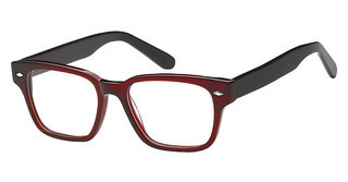 Sunoptic A130 H Clear Red/Black
