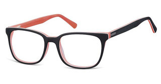 Sunoptic A57 D Matt Black/Peach