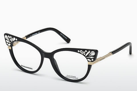 Eyewear Dsquared DQ5256 001
