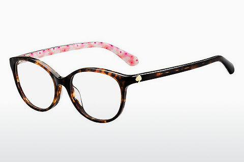 Lunettes design Kate Spade BRIELLA MAP