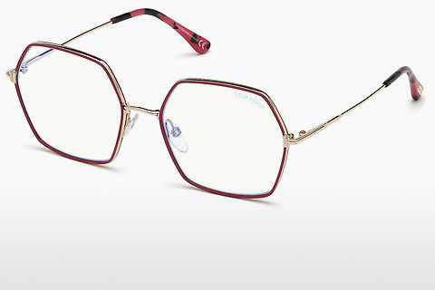 Lunettes design Tom Ford FT5615-B 075