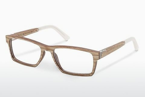 Lunettes design Wood Fellas Maximilian (10901 limba)