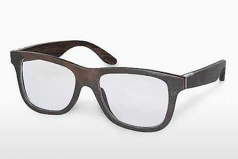 Lunettes design Wood Fellas Prinzregenten (10906 grey)