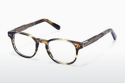 Lunettes design Wood Fellas Bogenhausen Premium (10936 walnut/havana)