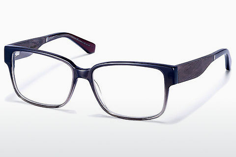 Eyewear Wood Fellas Ringberg (10966 black oak)