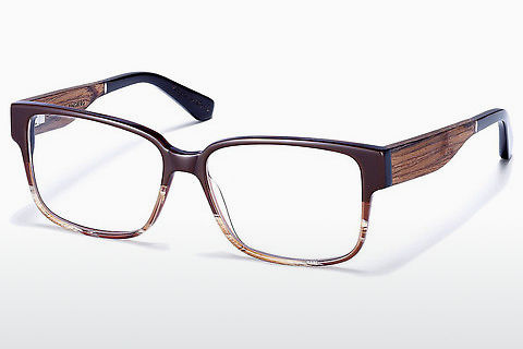 Lunettes design Wood Fellas Ringberg (10966 walnut)