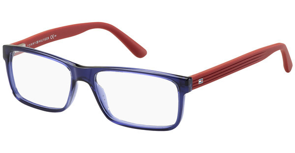 Tommy Hilfiger   TH 1278 FEQ BLUE RED