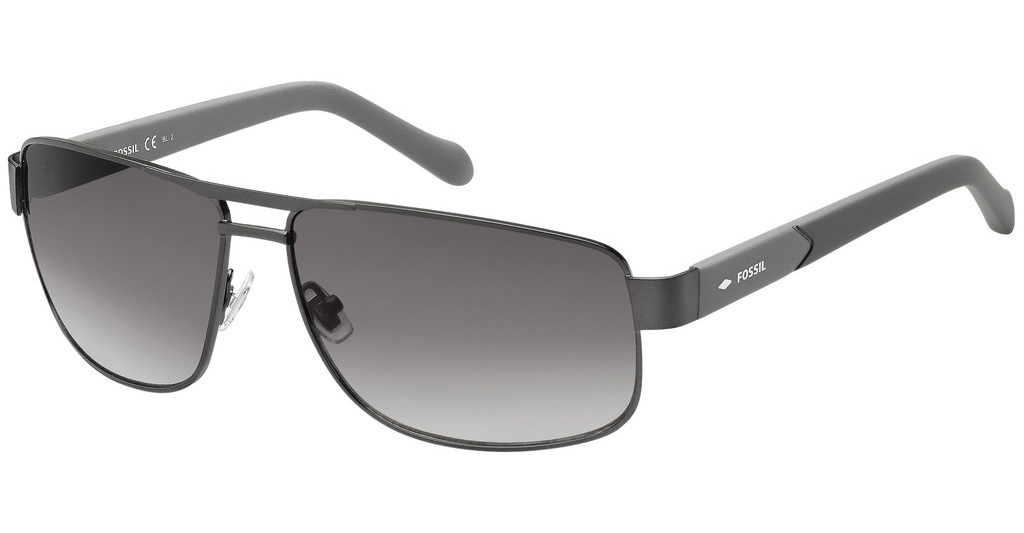 Fossil   FOS 3060/S 0DZ/N3 GREY SFDKRUT GRY