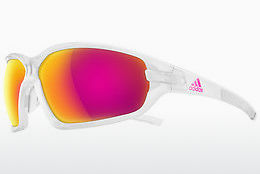 Lunettes de soleil Adidas Evil Eye Evo Basic (AD10 1200) - Blanches, Pourpre