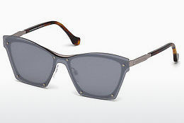 Ophthalmic Glasses Balenciaga BA0106 14C - Grey, Shiny, Bright