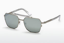 Ophthalmic Glasses Diesel DL0256 16C - Silver, Shiny, Grey