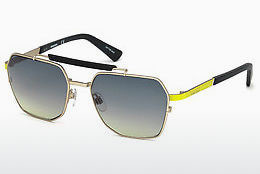 Ophthalmic Glasses Diesel DL0256 32B - Gold