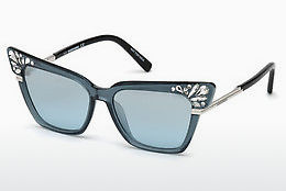 Ophthalmic Glasses Dsquared DQ0293 84X - Blue, Azure, Shiny