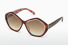 Ophthalmic Glasses Emilio Pucci EP0019 56F - Havanna