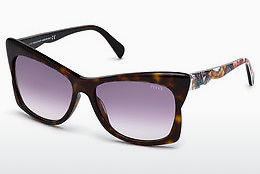 Ophthalmic Glasses Emilio Pucci EP0050 52Z - Brown, Dark, Havana