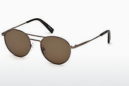 Ophthalmic Glasses Ermenegildo Zegna EZ0089 35J - Bronze, Bright, Matt