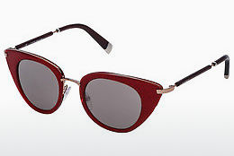 Ophthalmic Glasses Escada SES403 0ANA - Red, Gold
