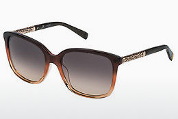 Ophthalmic Glasses Escada SES438 0D83 - Brown, Havanna, Orange