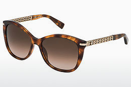 Ophthalmic Glasses Escada SES450 0ALE - Brown, Havanna