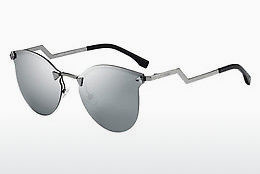 Ophthalmic Glasses Fendi FF 0040/S KJ1/T4 - Silver