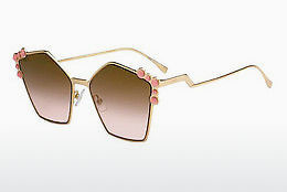 Ophthalmic Glasses Fendi FF 0261/S 000/53 - Pink, Gold